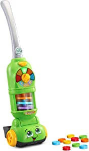 LeapFrog Pick Up and Count Vacuum, Green