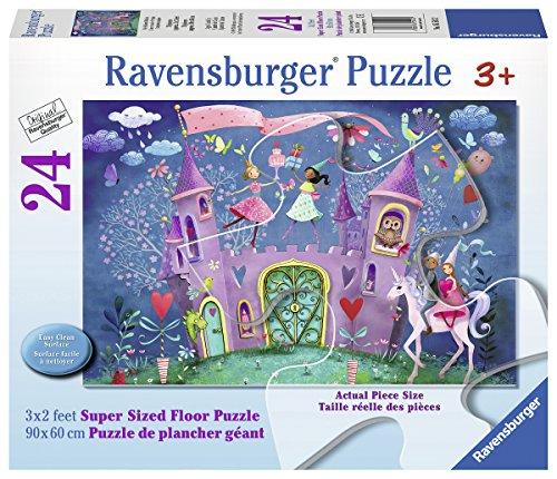 Ravensburger Brilliant Birthday Floor Puzzles (24 Piece) - Work 24 Piece Floor Puzzle