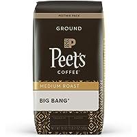 Peet's Coffee, Big Bang - Medium Roast Ground Coffee - 18 Ounce Bag