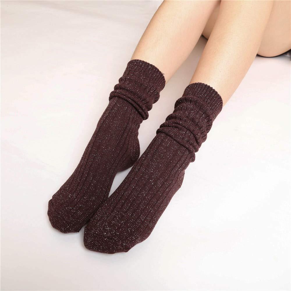 DCPPCPD Muster voller Baumwolle Frau lustig Neuheit Happy Socks weiblichen Bunte Frauen Kawaii Socke Strumpfwaren Herbst Winter 2 Paar Hellgrau