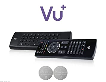 2d1b052325 Remote Control For VU+Ultimo Solo2 Duo2 QWERTY  Amazon.co.uk ...