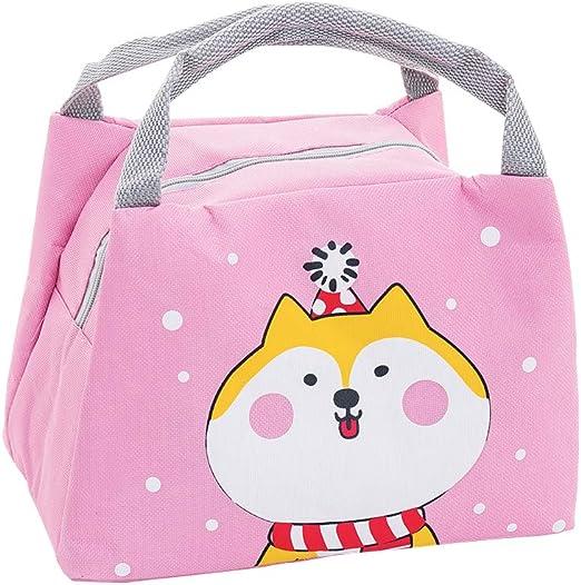 Oyachic Bolsa Termica Bolsas de Almuerzo Lunch Bag Linda Mascota ...
