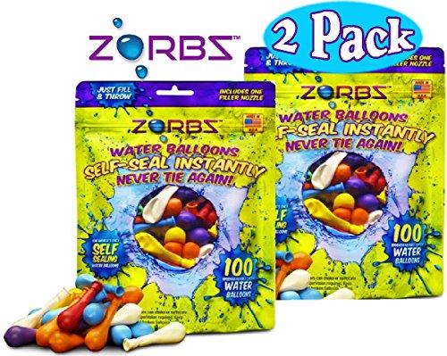 zorbz self sealing water balloons - 3