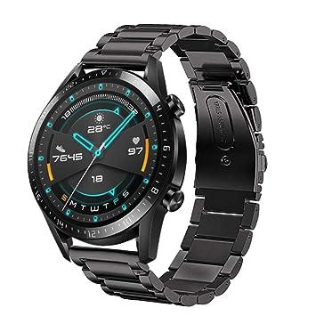 SPGUARD Correa Compatible con Huawei Watch GT 2 Correa ...
