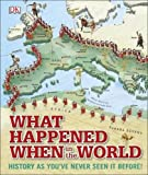 What Happened When in the World: History as You've Never Seen it Before! (Dk)