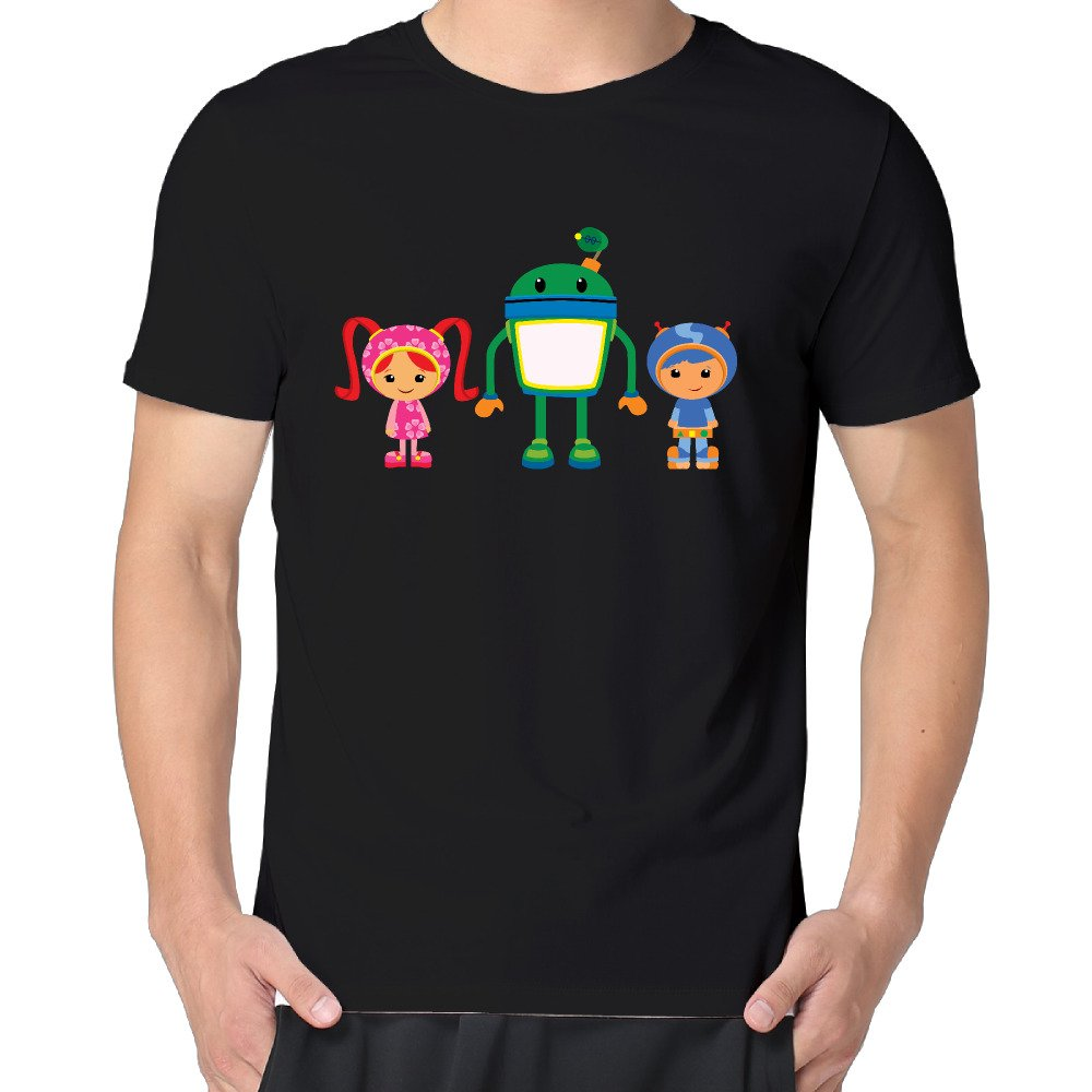 Team Umizoomi Logo S Funny Oneck T Shirts
