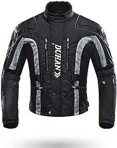 LLC-CLAYMORE Chaquetas de Moto Textil, Chaqueta Moto para