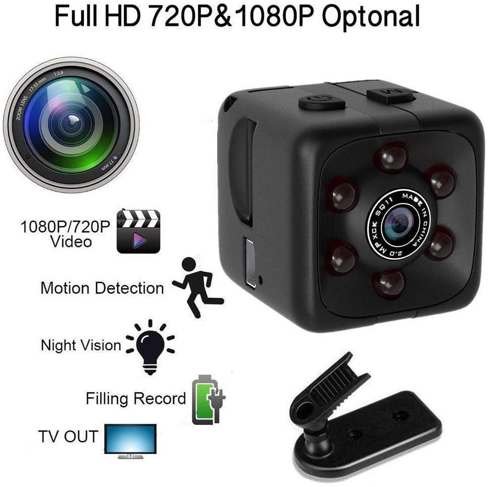 1080P HD Mini cámara inalámbrica Soporte TF 32G Cámara espía módulo Oculto DIY Detección de Movimiento de cámara