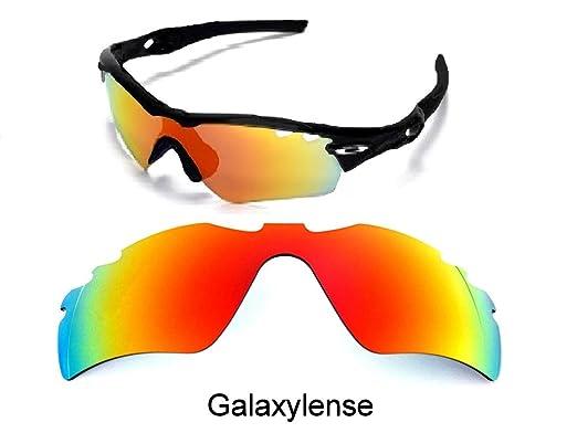Galaxie verres de rechange pour Oakley Radar Path ventilé Lunettes de  soleil rouge - Rouge, d71d53980b02