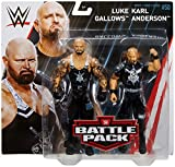 Karl Anderson & Luke Gallows - WWE Battle Packs 50 Mattel Toy Wrestling Action Figure 2-Pack
