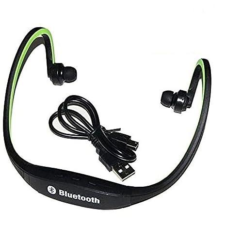 DEEP GLOBAL BS19 On ear Wireless Bluetooth Headphones Bluetooth Headsets