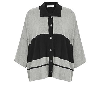 Org Cardigan Luana Masai Xxlarge Clothing Dove Oversized uk18 UqX5xSwt5