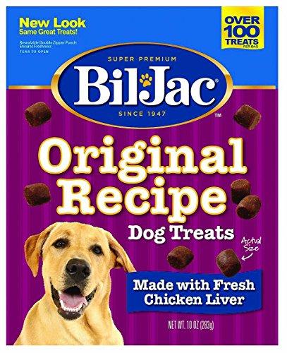Bil-jac Liver Treats – 10 Oz Pack of 8