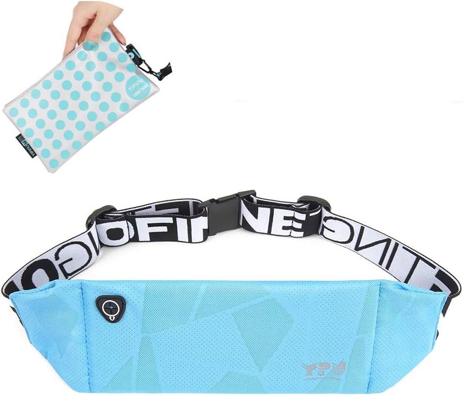Waterproof Running Belt Outdoor Sports Bum Bag Men Women Travel Keys Waist Pouch