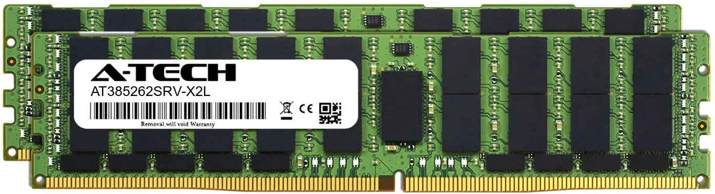 AT385262SRV-X1R13 DDR4 PC4-21300 2666Mhz ECC Registered RDIMM 1rx8 A-Tech 8GB Module for GIGABYTE MH70-HD0 Server Memory Ram