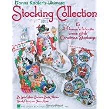 Donna Kooler's Ultimate Stocking Collection (Leisure Arts #4082)