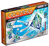 Geomag 68-Piece Construction Set with Assorted Panels – Mentally Stimulating for Children and Adults – Safe and Construction – For Ages 3 and Up
