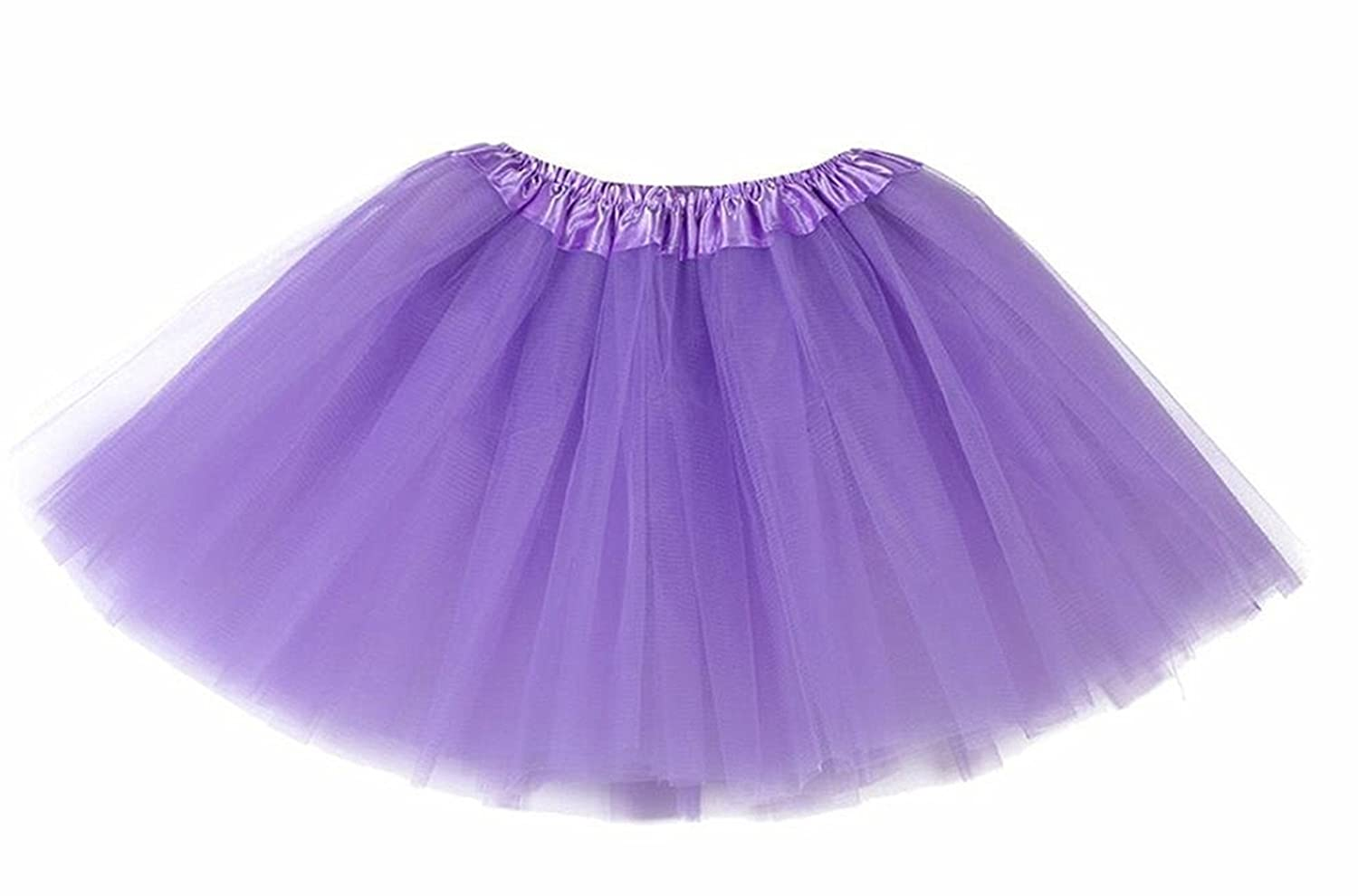 Adults Teens Girl Tutu Ballet Skirt Layer Tulle Costume Fairy Party Hens Night