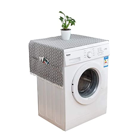 Tuipong Roller - Cubierta superior para lavadora de frigorífico ...