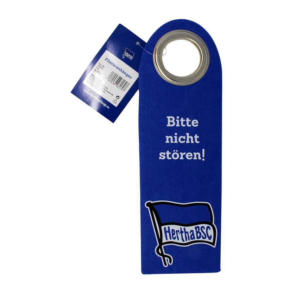 Hertha BSC Berlin Filzt/üranh/änger T/üranh/änger blau