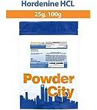 Powder City Hordenine HCL (25 Grams)
