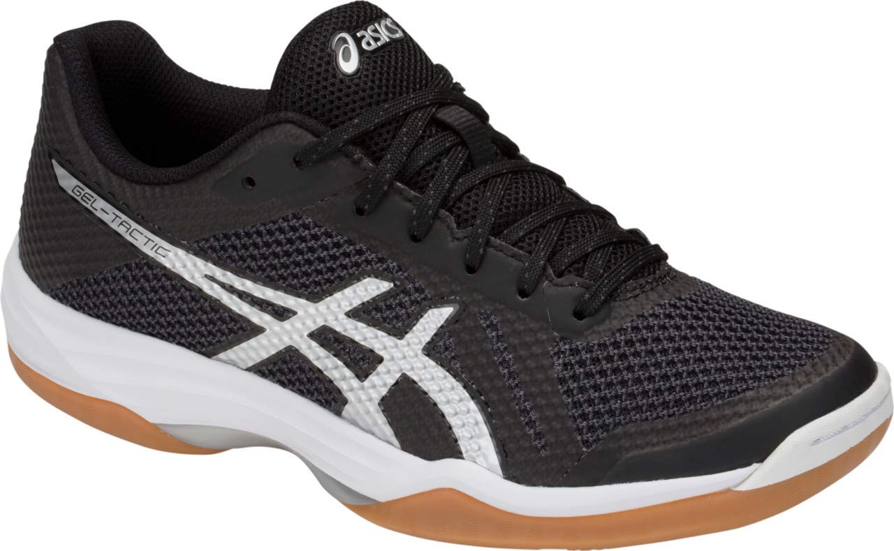 buy online 53249 fed01 Galleon - ASICS Gel-Tactic 2 Women s Volleyball Shoe, Black Silver, 7 B US