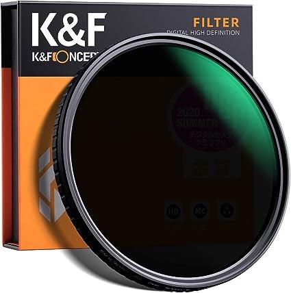 Graufilter Nd2 Nd32 72mm K F Concept Nano Slim Kamera