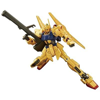 Bandai Hobby HGUC Hyaku Shiki (Revive) Gundam Zeta Action Figure (1/144 Scale): Toys & Games