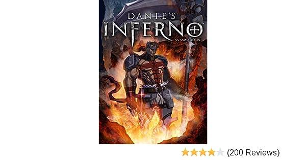 Dantes Inferno Animated Movie Watch Online Watch Dante S