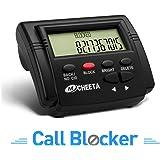 MCHEETA Landline Call Blocker, 4000 Number Capacity Universal Premium Phone Blocker, Block All Unsolicited Calls, Scam Calls, Robo Calls, Nuisance Calls, One Touch Blocking All Telemarketing Calls