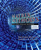 img - for Matrix Methods, Third Edition: Applied Linear Algebra book / textbook / text book