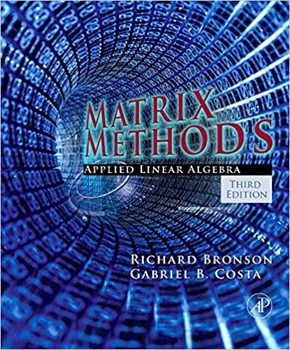 Matrix methods third edition applied linear algebra richard matrix methods third edition applied linear algebra 3rd edition fandeluxe Image collections