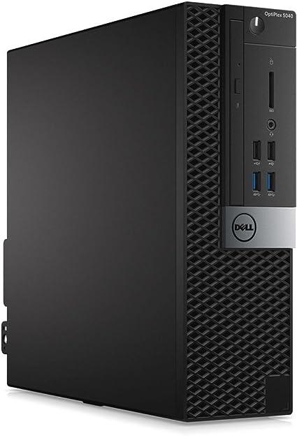 Intel Core i5-6500 3.2GHz Windows 10 Pro 64-Bit Display Port Renewed 256GB SSD 8GB DDR3L RAM USB 3.0 Dell Optiplex 5040 MT Desktop Computer up to 3.60 GHz Quad-Core
