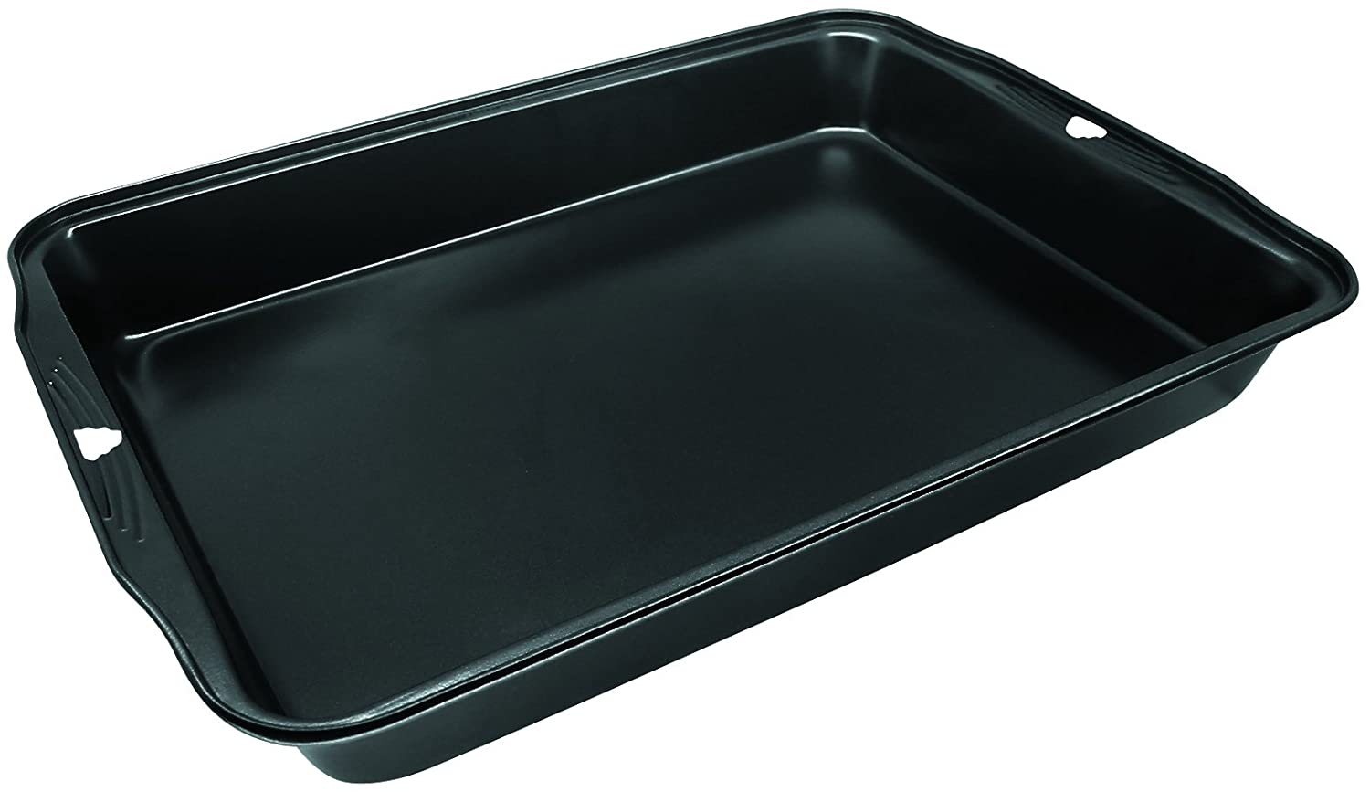 Fackelmann Baking Tray Non-Stick Black 41 x 30 x 6 cm 42556