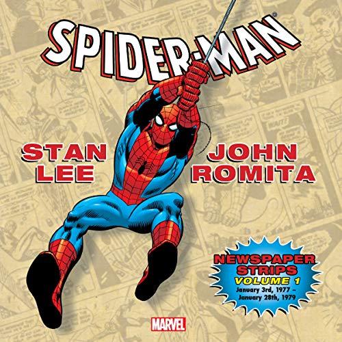Strip Spider Comic Man - Spider-Man: Newspaper Strips Vol. 1