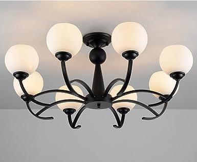 Moderne Lampen 8 : Decke im amerikanischen stil wohnzimmer deckenleuchten moderne
