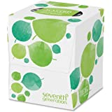 Seventh Generation Recycled Facial Tissue 85 Ct 6 Pk