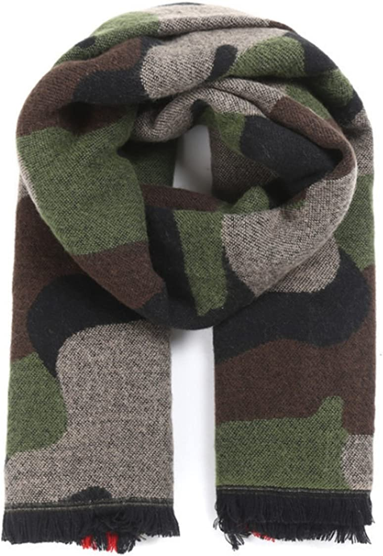 YUNEE Cashmere Camouflage...