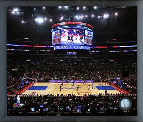 staples-center-los-angeles-clippers-nba-photo-size-17-x-21-framed