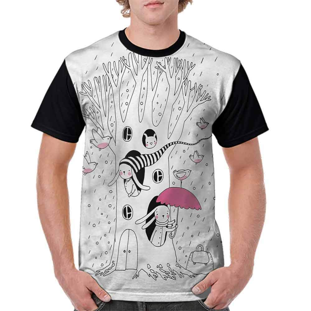 Trend t-Shirt,Pixel Art Design Squares Fashion Personality Customization
