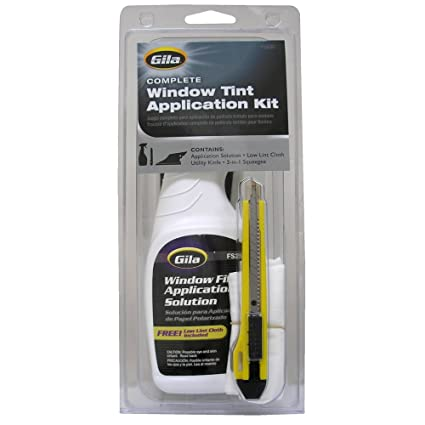 Amazon Com Gila Fs600 Window Film Complete Application Tool Kit