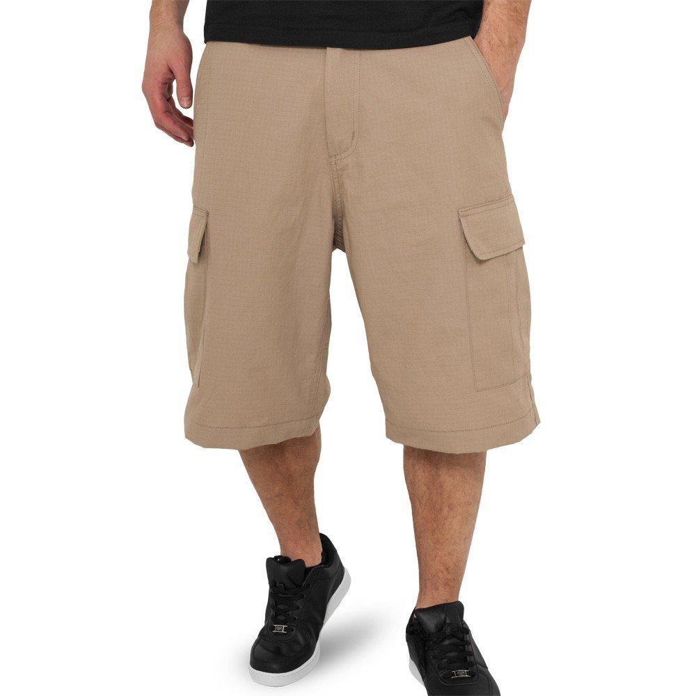 Urban Classics Camouflage Cargo Shorts Shorts Beig