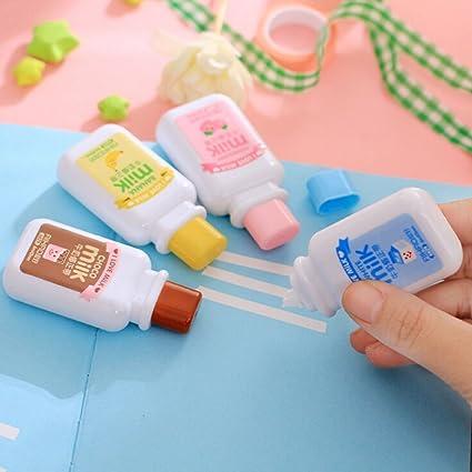 37e2993c1e78 Amazon.com : XENO-Cute milk correction tape material kawaii ...