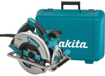 Makita 15 Amp 7-1/4 in. Magnesium Circular Saw-5007MG - The Home Depot