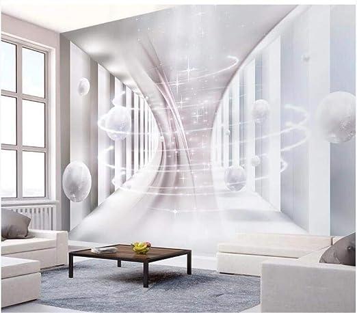 Fototapete 3D Effekt Vlies Design Tapete Bilder Wandbild ...