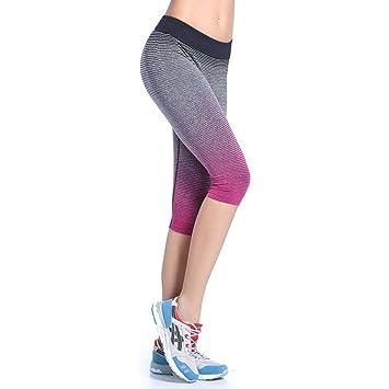 xinantime pantalones ssports Yoga elástica mallas de ...