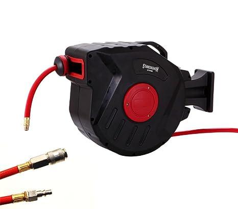 ST5205 Manguera de extensión de aire comprimido 15+1,5 mm conexión 1/