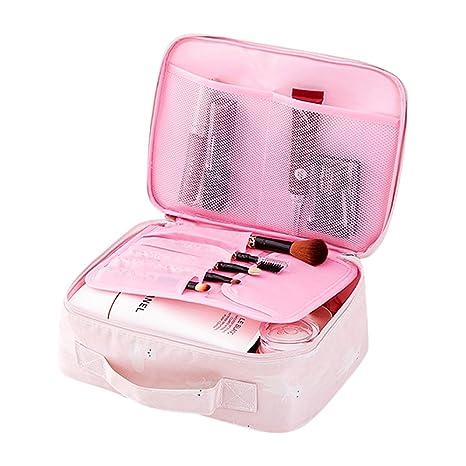Bolsa para cosméticos, artículos de tocador portátil ...