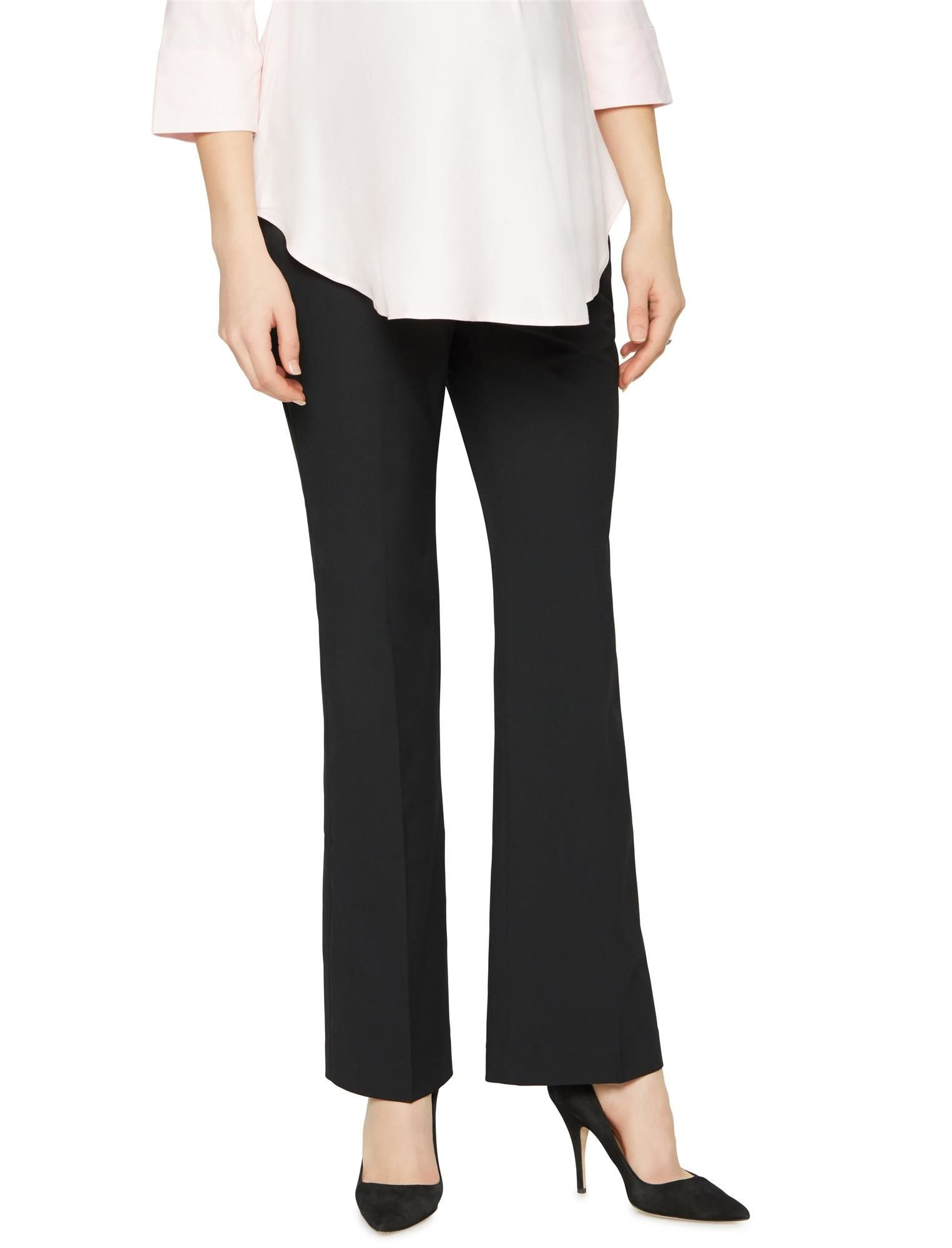 A Pea in the Pod Secret Fit Belly Trouser Maternity Pants