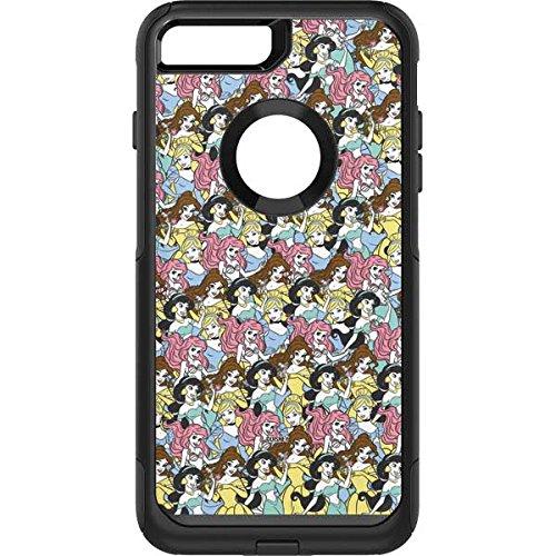 new style dbd71 c3a9b Amazon.com: Skinit Disney Princess OtterBox Commuter iPhone 7 Plus ...